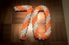Balónové čísla a písmená