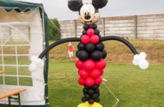 Balónové skulptúry