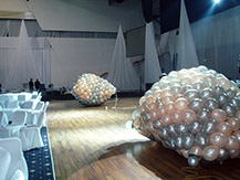 Balónový dážď
