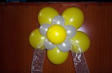 Balónový kvet