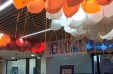 Balóny na stužke